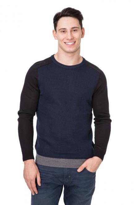 Пуловер мужской из разноцветной пряжи Antony Morato