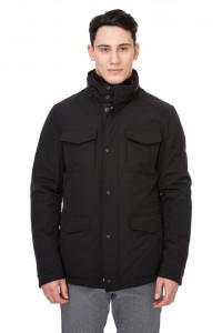 Куртка мужская черная Reset
