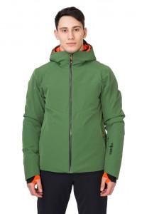 Куртка лыжная зеленая RH+