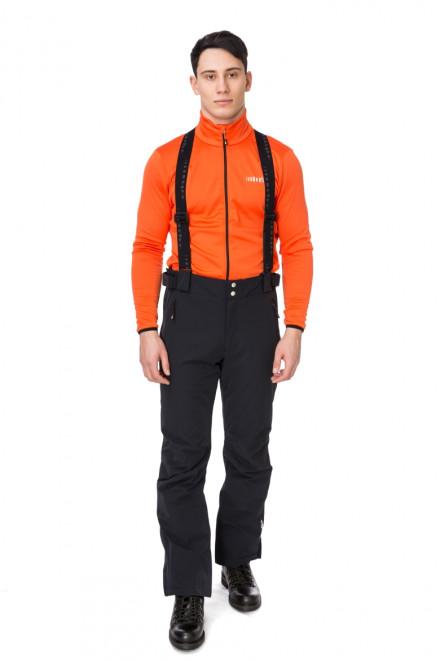 Черные лыжные штаны Zero rh+