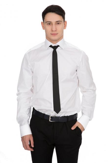 Рубашка мужская классическая белая van Laack