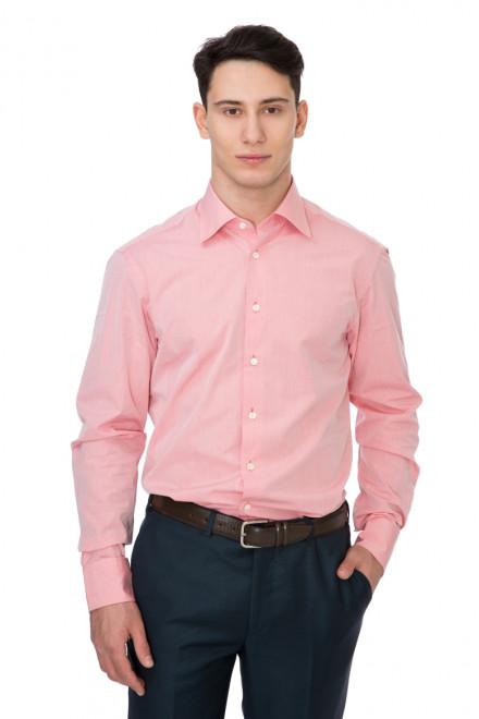 Рубашка мужская классическая светло-розовая van Laack