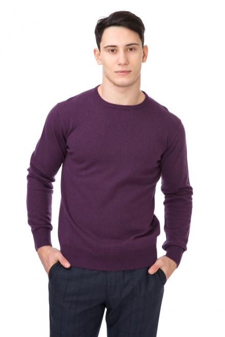 Пуловер мужской лиловый Carnevale