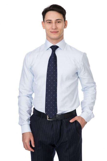 Рубашка мужская классическая светло-голубая van Laack