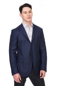 Синий пиджак van Laack