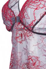 Ночная рубашка кружевная Selmark 2