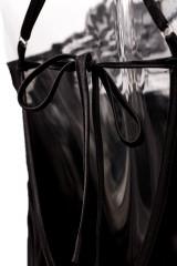 Ночная сорочка черная LingaDore  4