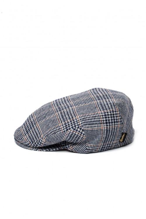 Мужская кепка в клеточку Borsalino