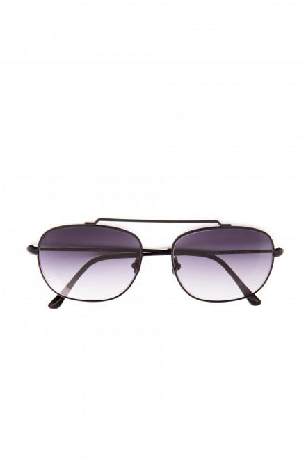 Солнцезащитные мужские очки с фиолетовыми линзами в тонкой оправе Spektre