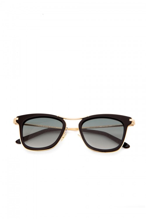 Солнцезащитные женские очки с зелеными стеклами Spektre