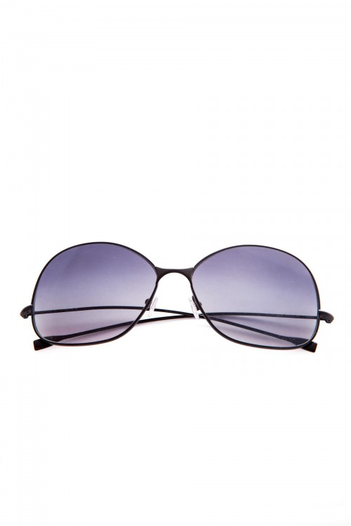 Солнцезащитные женские очки с cиними линзами в оправе Spektre