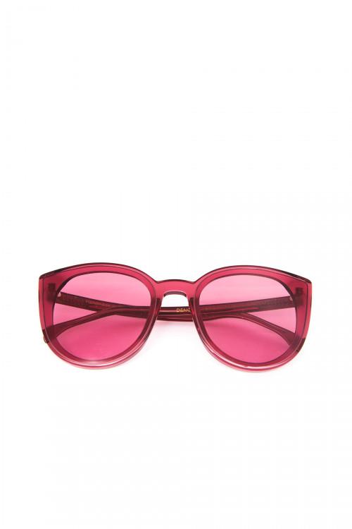 Солнцезащитные очки с розовым градиентом  Spektre