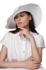 Шляпа белого цвета Seafolly 2