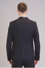 Костюм (смокинг) мужской черного цвета Drykorn