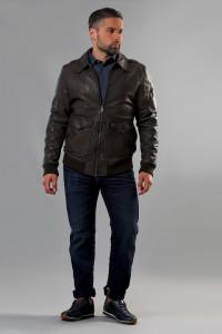 Куртка коричневая Oakwood