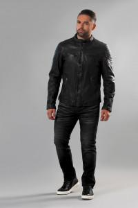 Куртка мужская кожаная Oakwood