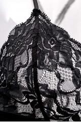 Ночная сорочка черная LingaDore  3