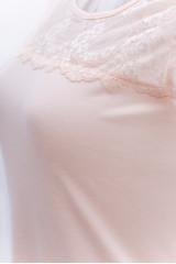 Ночная сорочка пудровая LingaDore 1