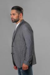 Мужской пиджак серого цвета Carl Gross 1