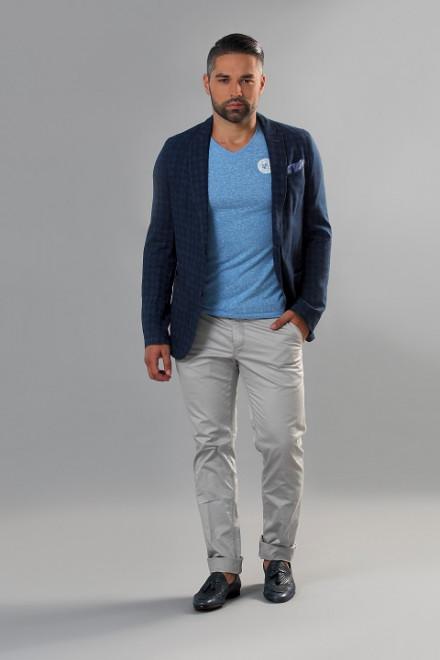 Синий пиджак Carl Gross