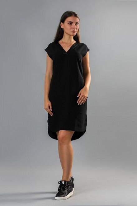 Платье черное Rich&Royal