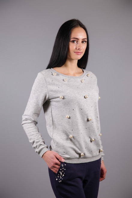 Пуловер Maison Espin