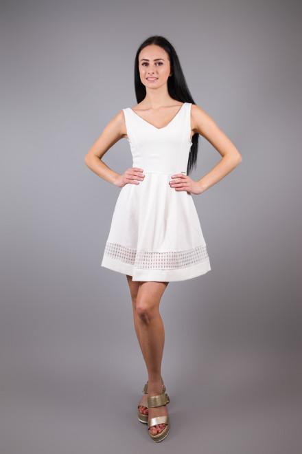 Платье женское с пышной юбкой без рукавов Maison Espin