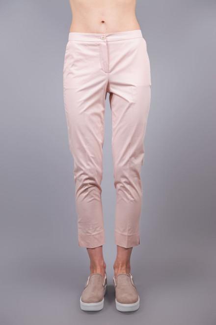 Брюки женские укороченные бледно-розовые Beatrice b