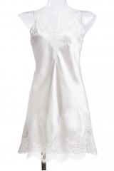 Ночная рубашка белая Luna di Seta