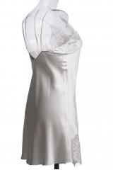 Ночная рубашка белая Luna di Seta 2