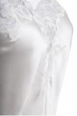 Ночная рубашка белая Luna di Seta 1