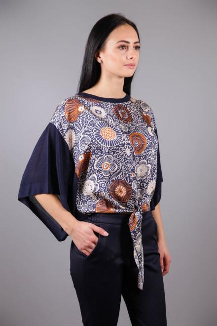 Пуловер женский с принтом Kocca