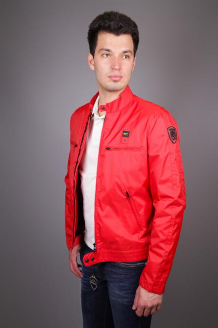 Куртка мужская красная Blauer.USA