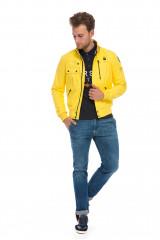 Куртка желтая BLAUER.USA 6