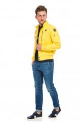 Куртка желтая BLAUER.USA 7