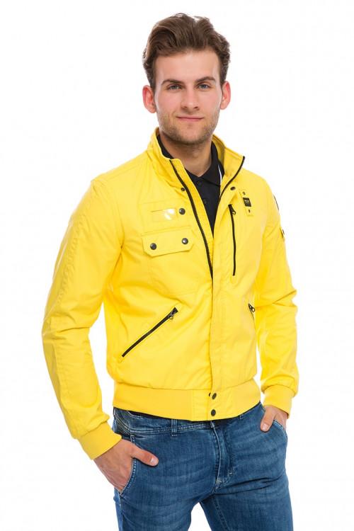 Куртка желтая BLAUER.USA