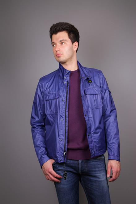 Куртка фиолетовая Blauer