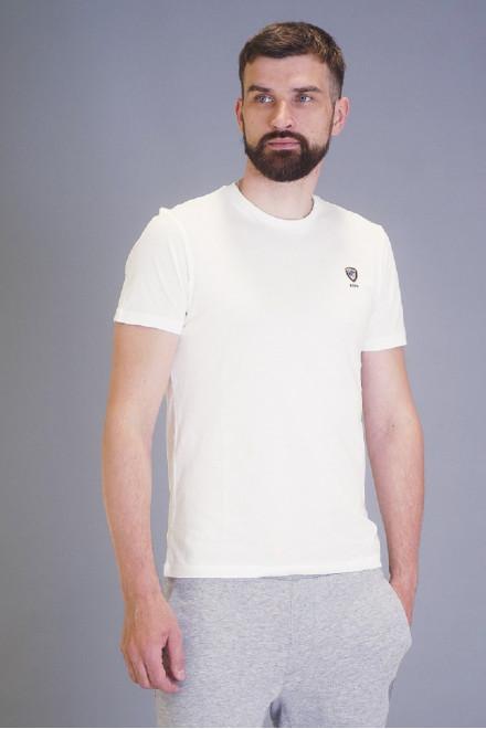 Мужская футболка с логотипом Blauer.USA