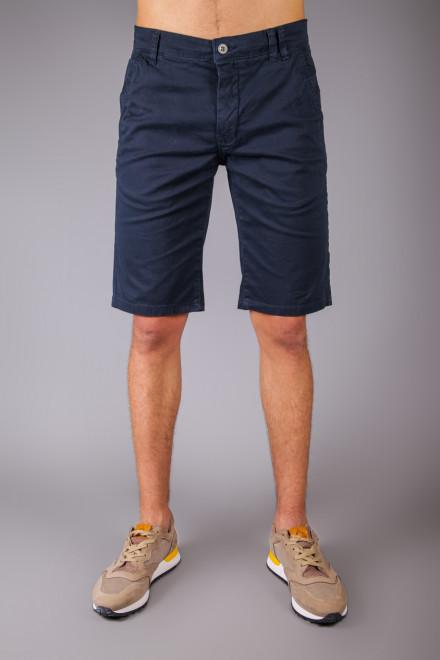 Шорты мужские синие средней длины Shine Original