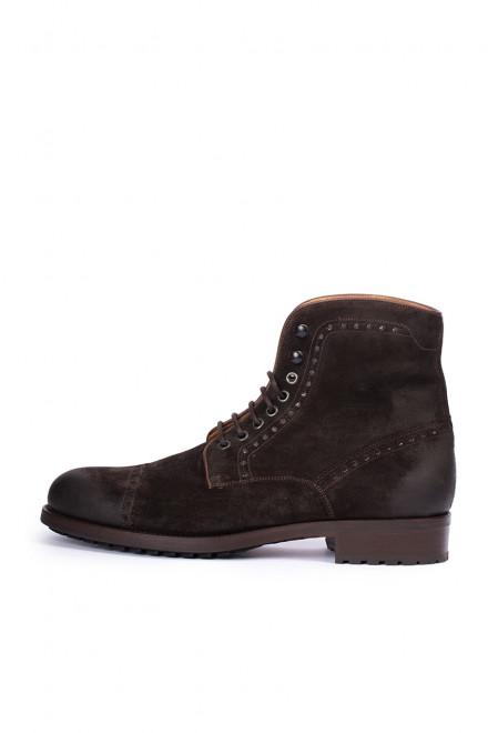 Ботинки коричневые Magnanni