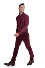Рубашка мужская MIVARA-TF van Laack
