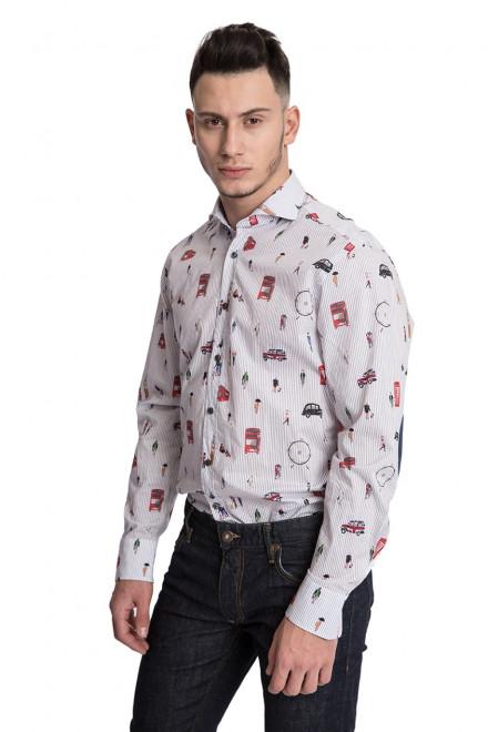 Рубашка мужская LESON-TF van Laack