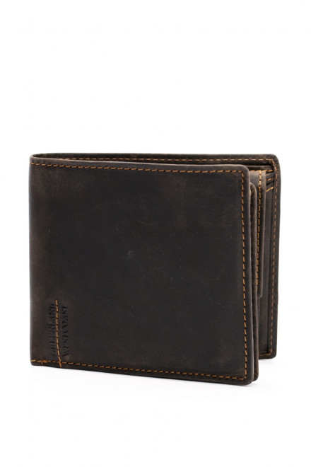 Кожаный кошелек для мужчин GreenLand