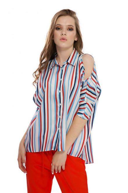 Сорочка женская в полоску Kocca