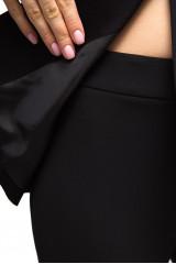 Брюки женские со стрелками черные Weill