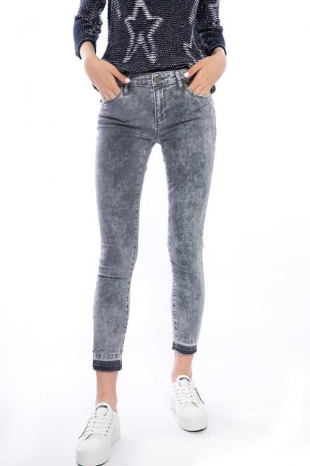 Серые женские джинсы Rich&Royal