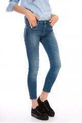 Голубые женские джинсы Rich&Royal 2