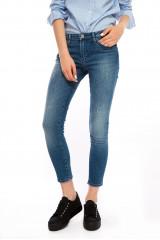 Голубые женские джинсы Rich&Royal 3